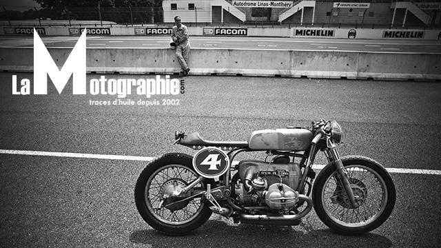 Les motographes for Garage honda montlhery